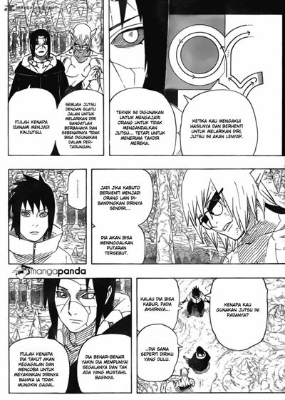 Baca Naruto Shippuden Chapter 587 Bahasa Indonesia by KomikFox