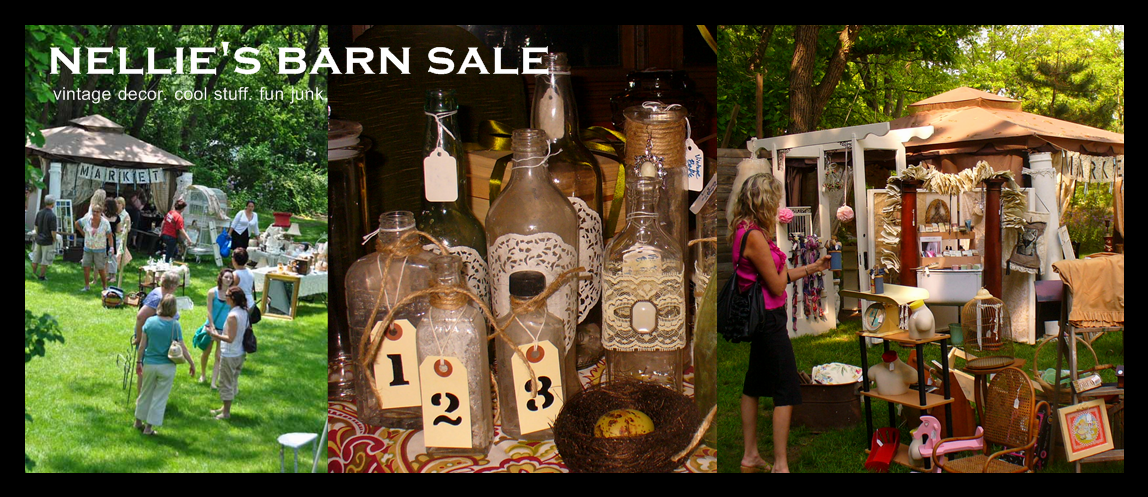 Nellie's Barn Sale
