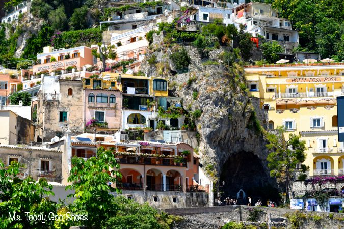 Positano: A Travel Journal | Ms. Toody Goo Shoes