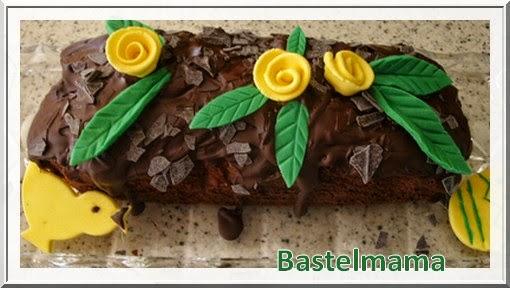 Backen, Rührkuchen, Osterdeko, Zuckerwerk