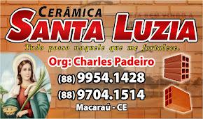 CERÂMICA SANTA LUZIA