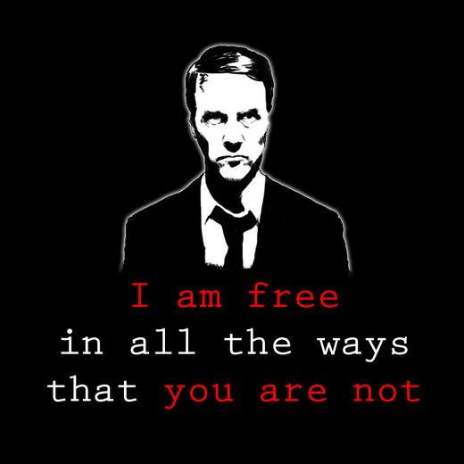 I am free 2 por NacionalistAutonomo