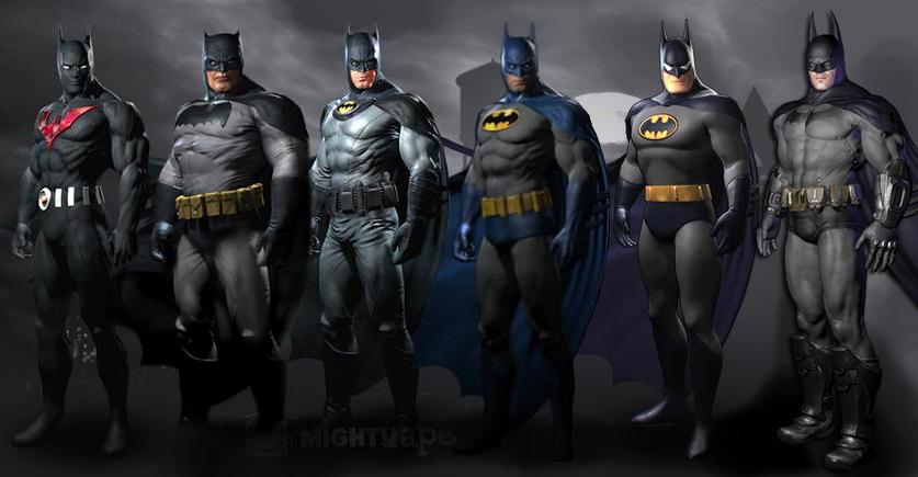 Fans of The Dark Knight's