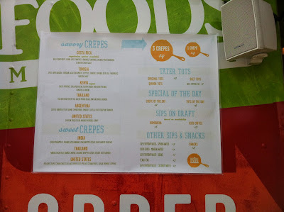 Whole Foods Food Truck Menu