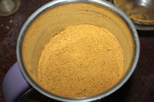 how to make instant gravy powder