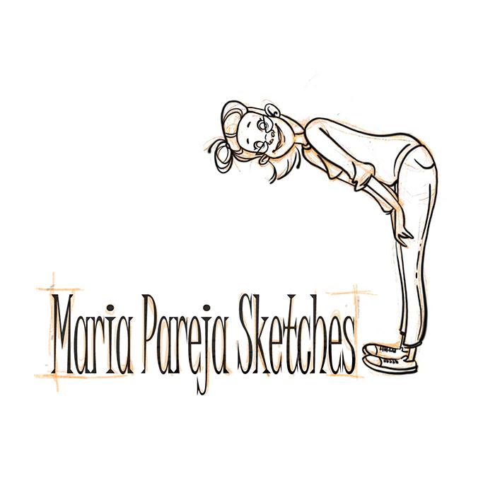 Maria Pareja Sketches