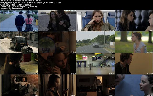 Like Crazy DVDRip Español Latino Descargar 1 Link 2011