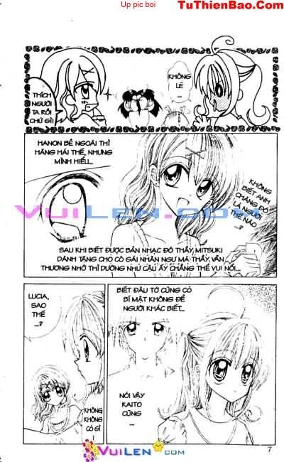 Viên Ngọc Nàng Tiên Cá Chapter 4 - Trang 7