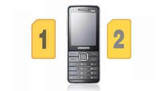 Samsung Primo Duos Dual SIM Phone