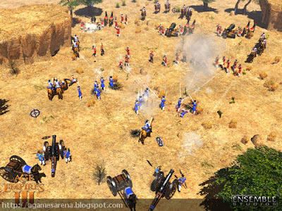 Age Of Empires III The WarChiefs Screenshot