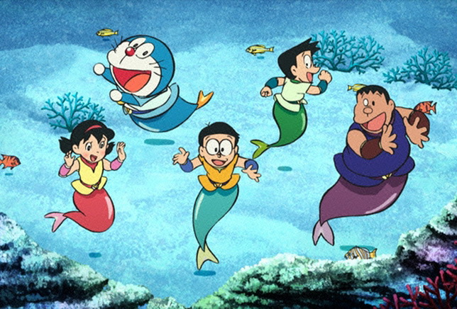 Doraemon Nobita Cartoon
