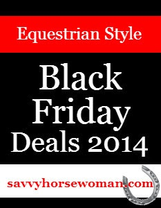 black Friday equestrian style 2014