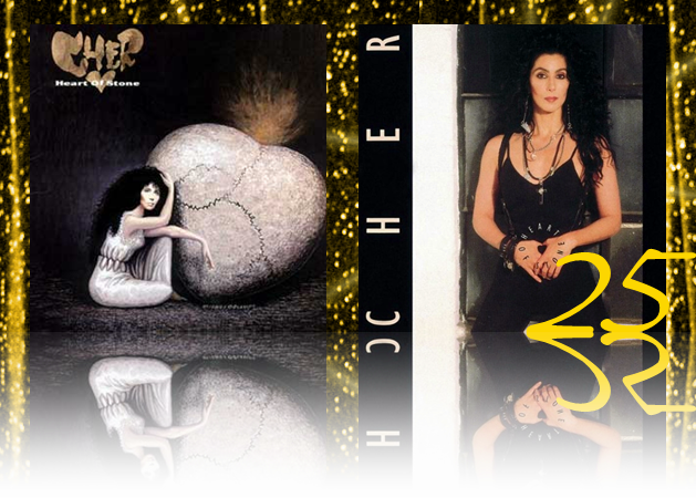 Cher's 'Heart Of Stone' album