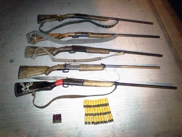 Pasaron de cazadores a cazados