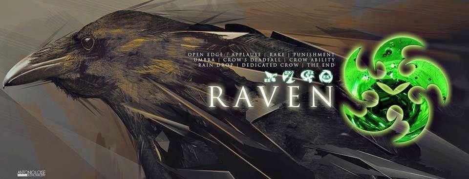 raven dragon nest