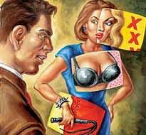 Como um adepto da pornografia enxerga as mulheres
