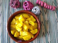 Patatas amarillas