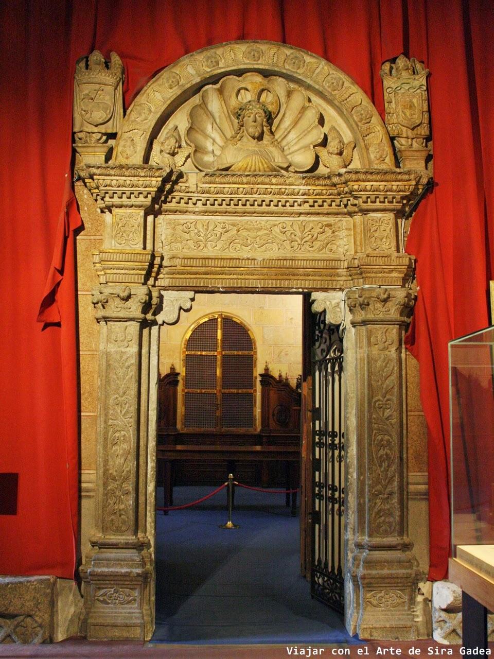 Museo catedral Ávila