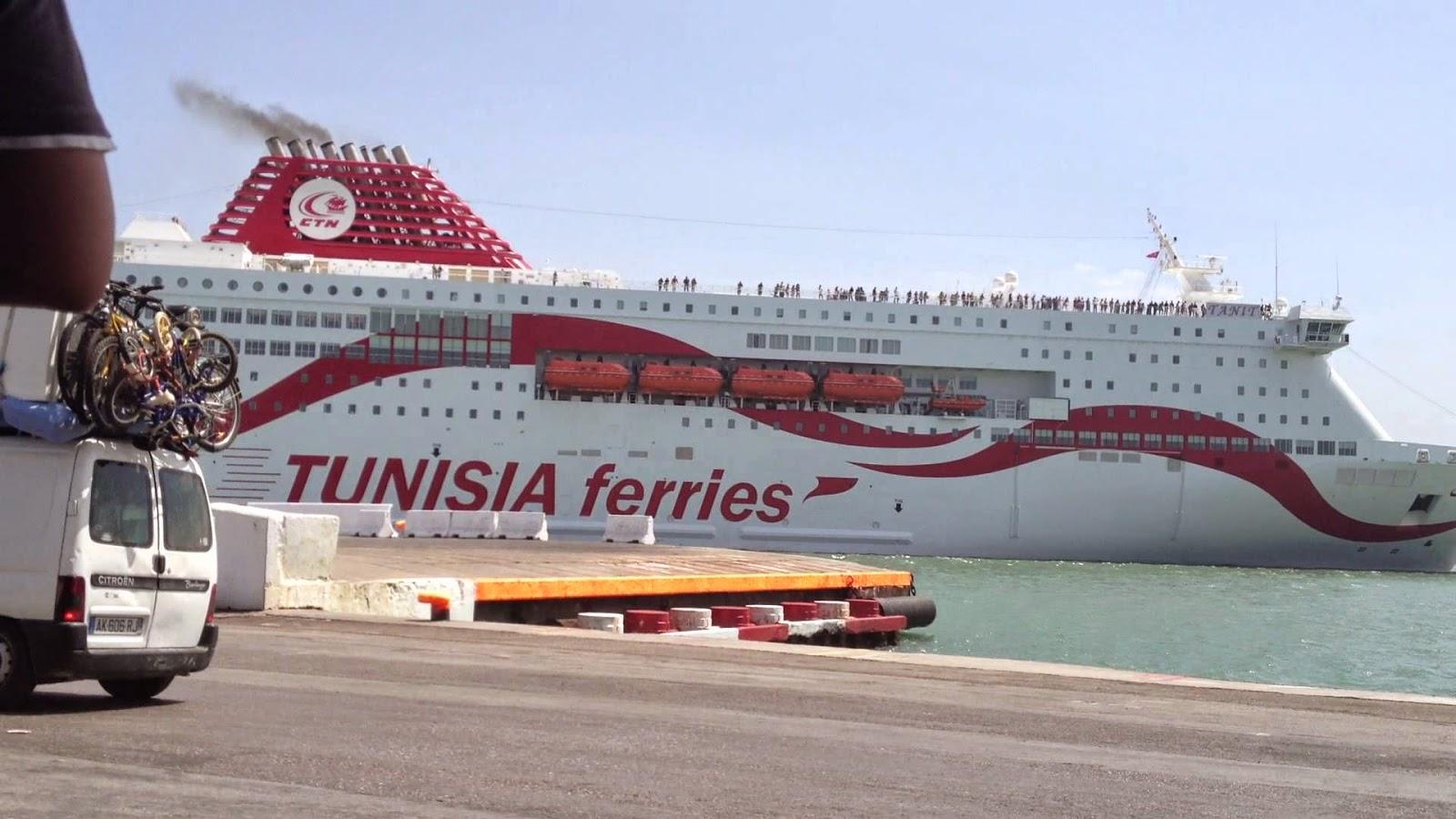 L 39 horizon au bout des jambes 2010 cannes rome tunis - Comment aller du port de civitavecchia a rome ...