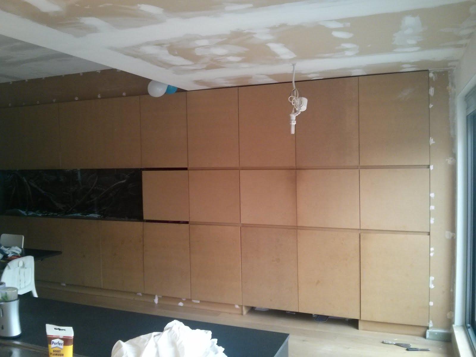 keuken tegels schilderen : Ons Huisje Woonruimte En Keuken Geschilderd
