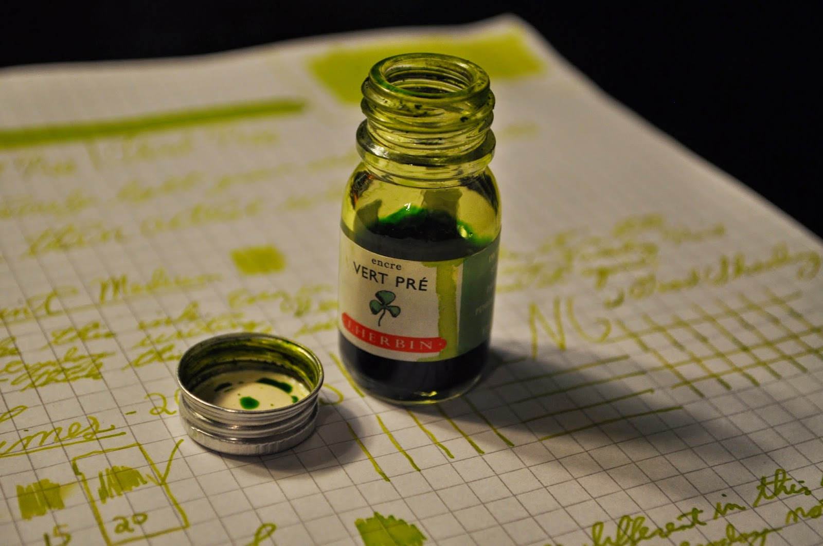 J. Herbin Vert Pre Review