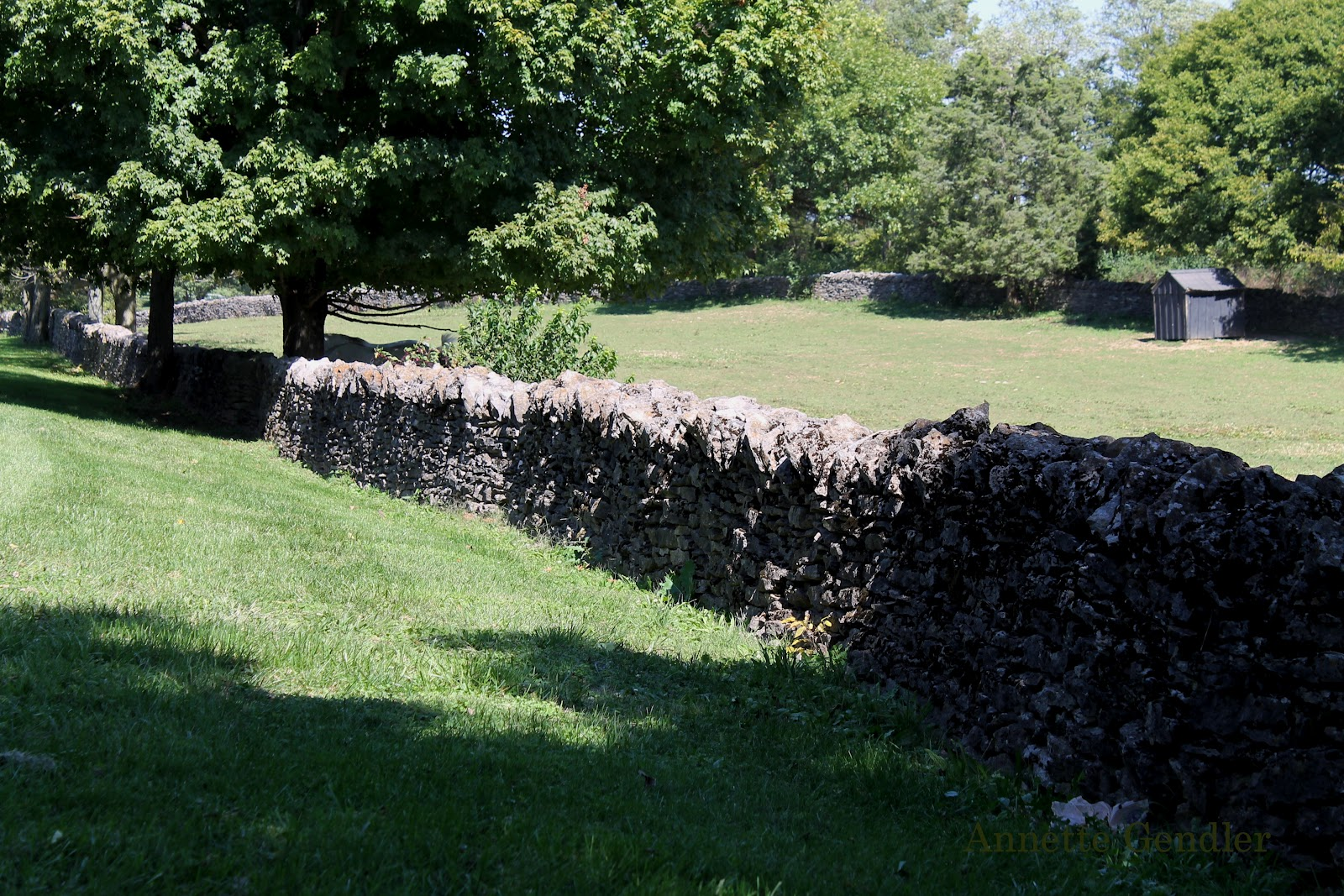 annette gendler  photo essay  stone fences in kentuckyphoto essay  stone fences in kentucky