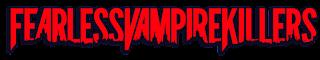 Fearless Vampire Killers UK tour