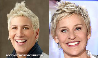 Michele Ragussis Look Alike Ellen Degeneres