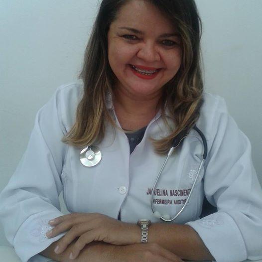 ENFERMEIRA AUDITORA, JORNALISTA e ADVOGADA em construção Jaquelina Nascimento