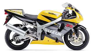 New Luxury Bike  Suzuki GSX