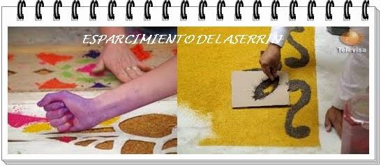 distribucion-esparcimiento-pintura-seleccion-aserrin-venta-maderas-cuale-vallarta-elaboracion-alfombra
