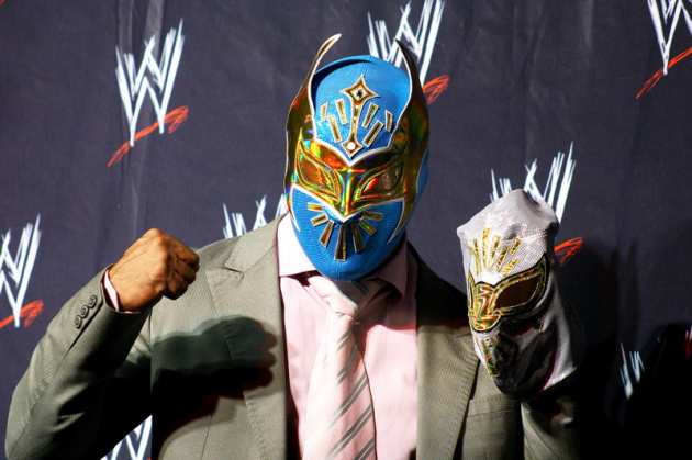 Wwe Sin Cara. at 9:53 AM