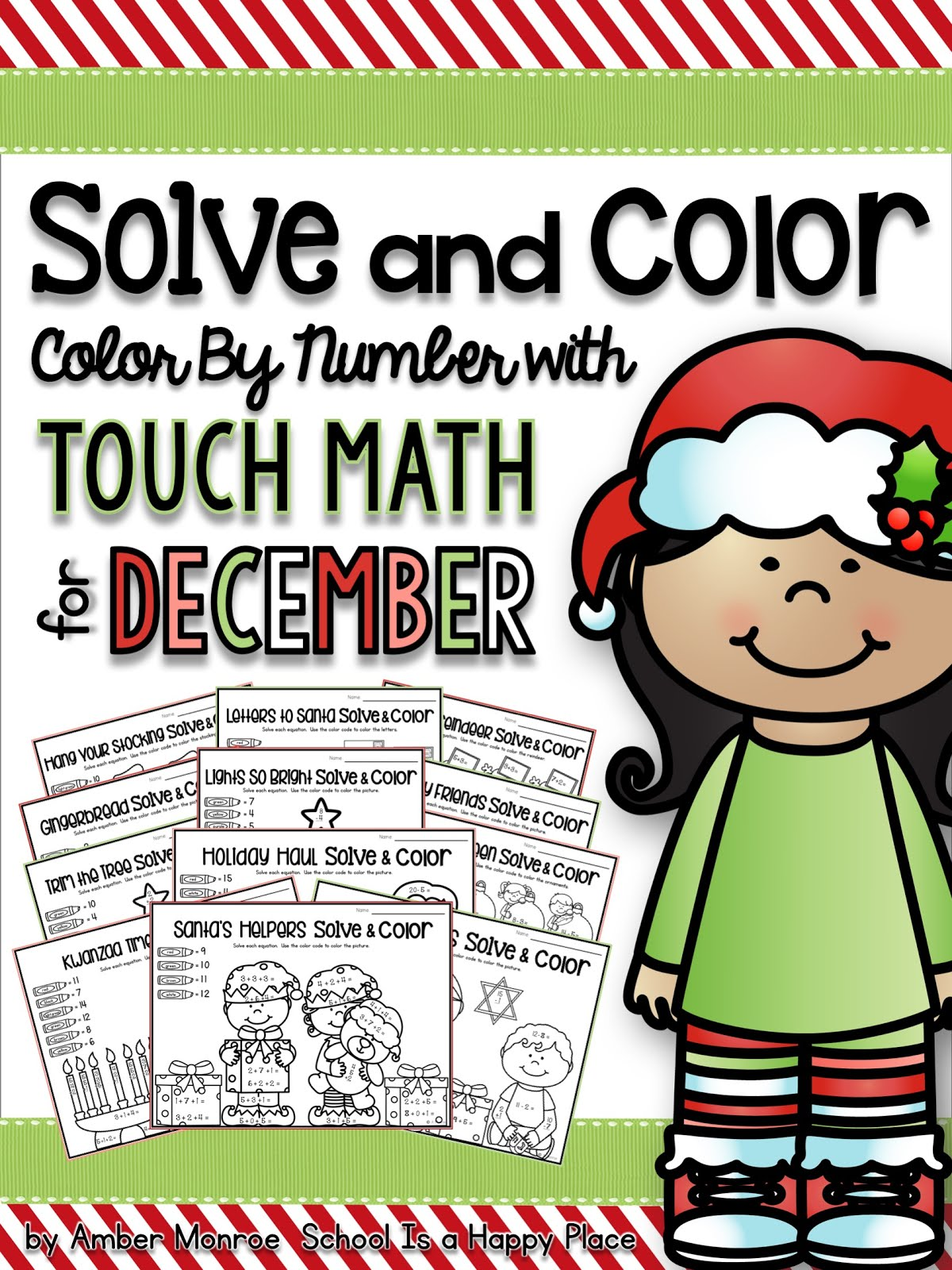 Touch Math for December