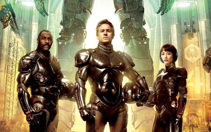 GeekMatic!: PRESS RELEASE: The Cast of Pacific Rim! Pacific Rim Cast