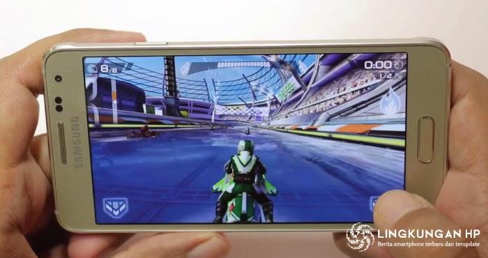 Smartphone Samsung Galaxy Alpha Terbaru Untuk Game