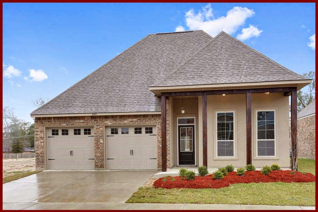 Louisiana homes and land homes in myrtle bluff in baton for Louisiana home builders