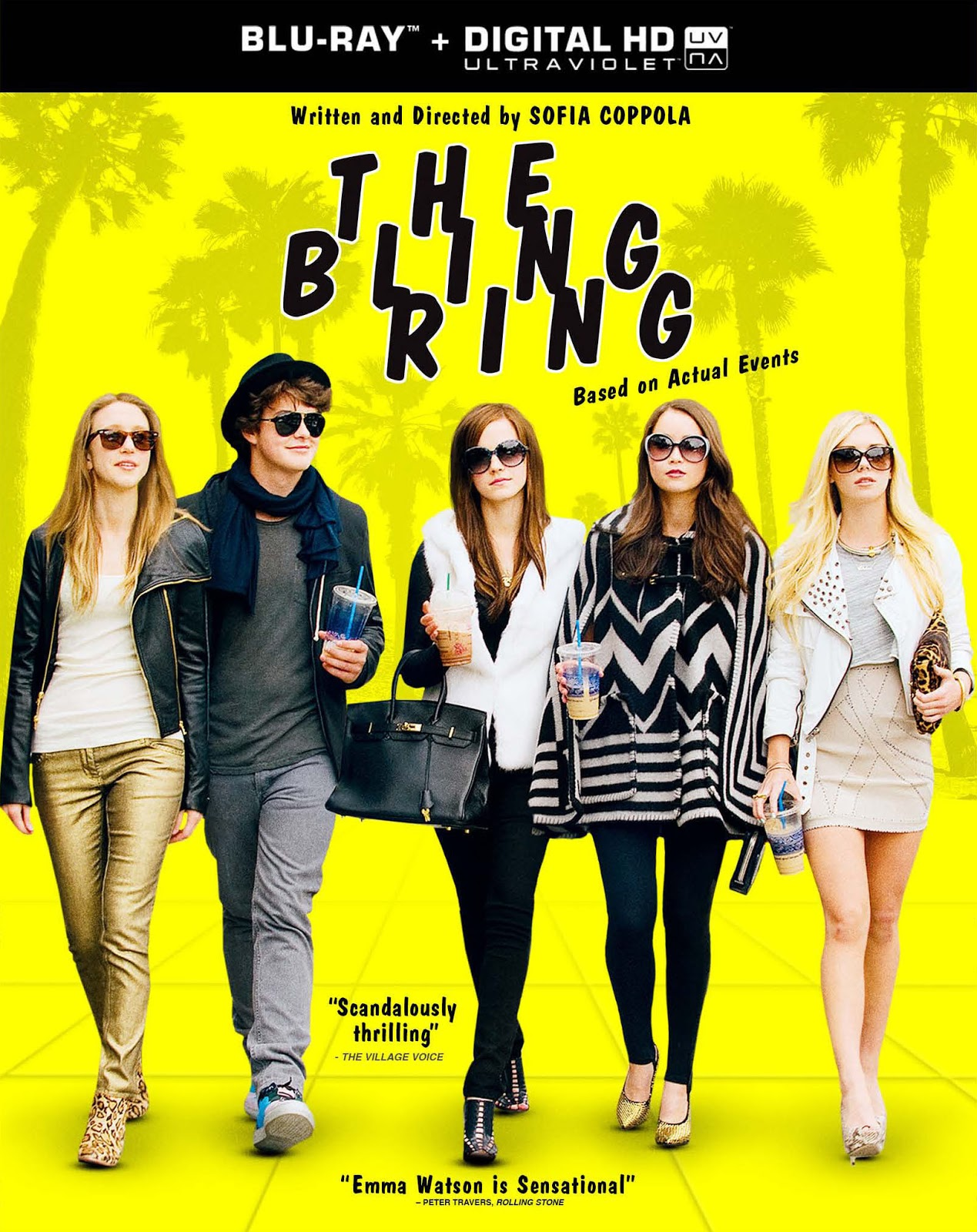 The Bling Ring (2013) BluRay 720p Movie Free Download