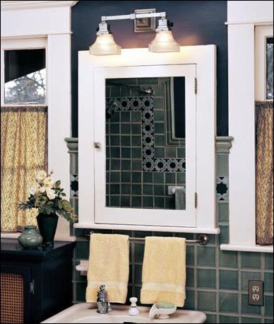 Arts and Crafts Bathroom Design Ideas   Design Inspiration of ...
