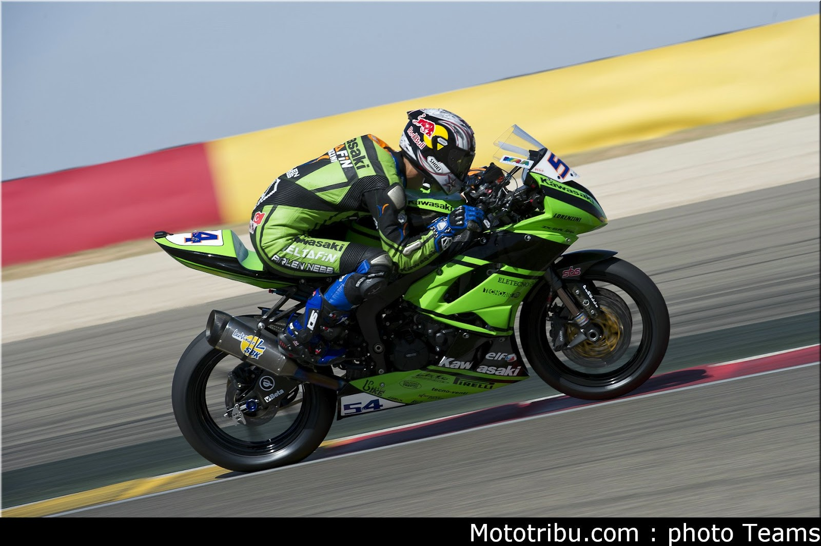 Racing Cafe Kenan Sofuoglu World Supersport Champion 2012