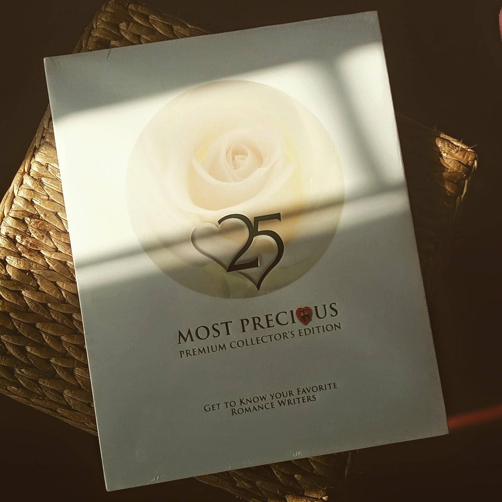 """25 Most Precious"" The Coffee Table Book Plus Giveaway"