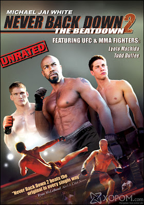 Watch Never Back Down 2: The Beatdown 2011 BRRip Hollywood Movie Online | Never Back Down 2: The Beatdown 2011 Hollywood Movie Poster
