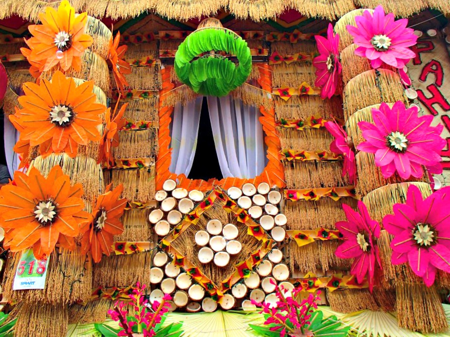 Pahiyas festival in Lucban, Quezon Philippines 579674_3678211765833_1572146267_n