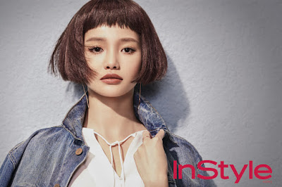 Ha Yeon Soo - InStyle Magazine January Issue 2016