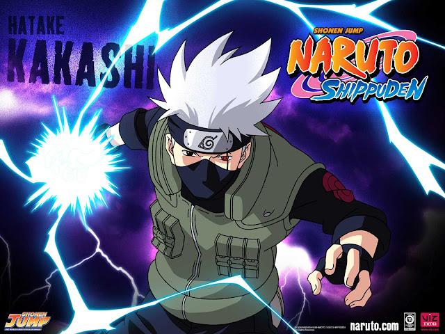 Naruto Shippuden - Hatake Kakashi
