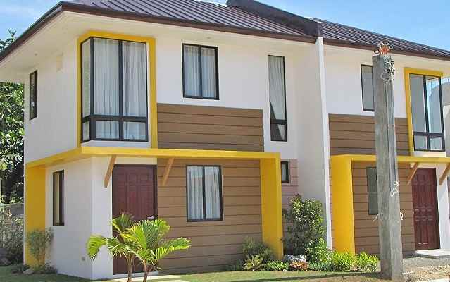2 storey duplex house yumi philippines homes for sale for 2 storey house for sale