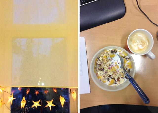 12 von 12, Neunzehngrad, Sterne, Frühstück,