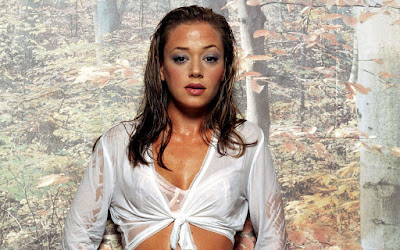 US Model Leah Remini