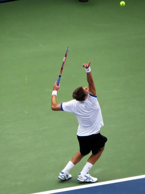 Daniel Nestor 2013 US Open