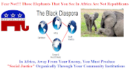 The Elephants In Africa Are Not Republicans