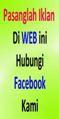 Pasang Iklan Hubungi FB kami